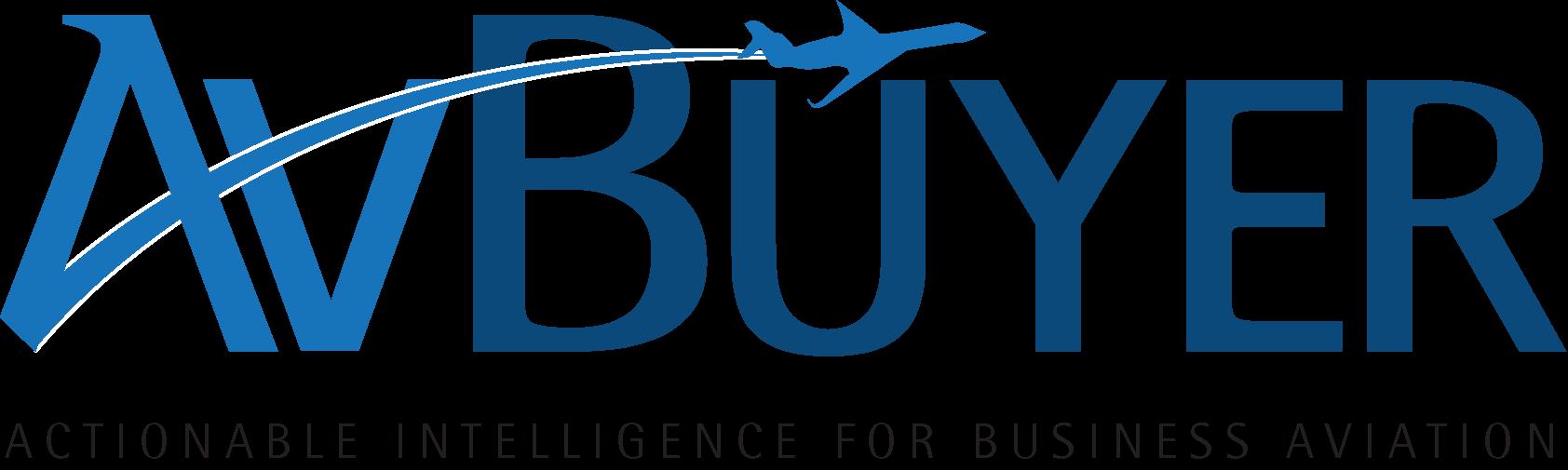 AvBuyer Logo with Strap