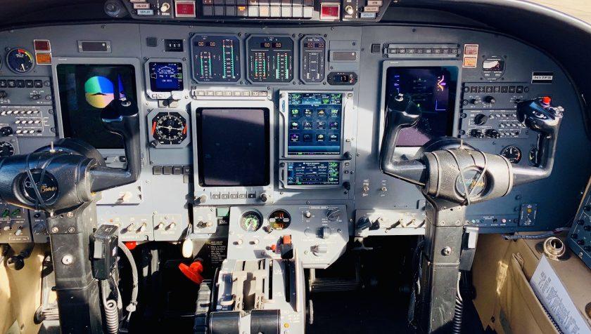 Citation Bravo 895 - Interior - Panel 3