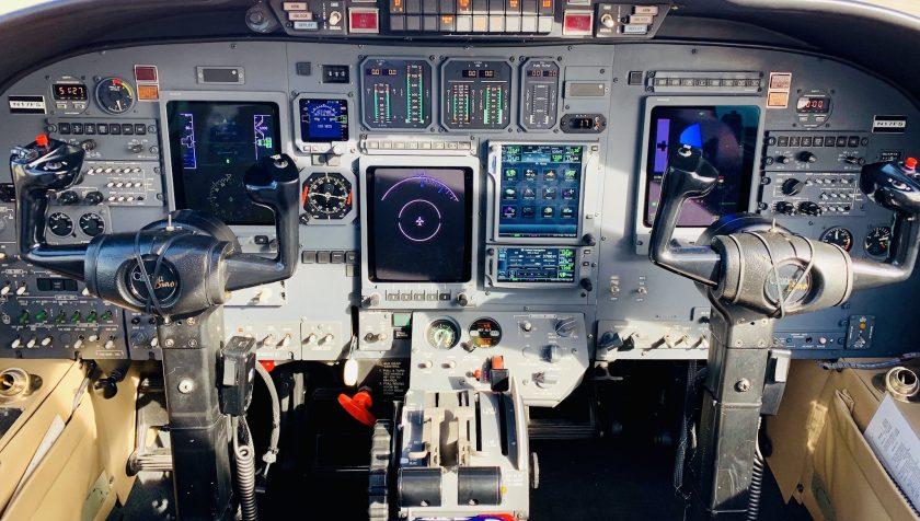 Citation Bravo 895 - Interior - Panel 5