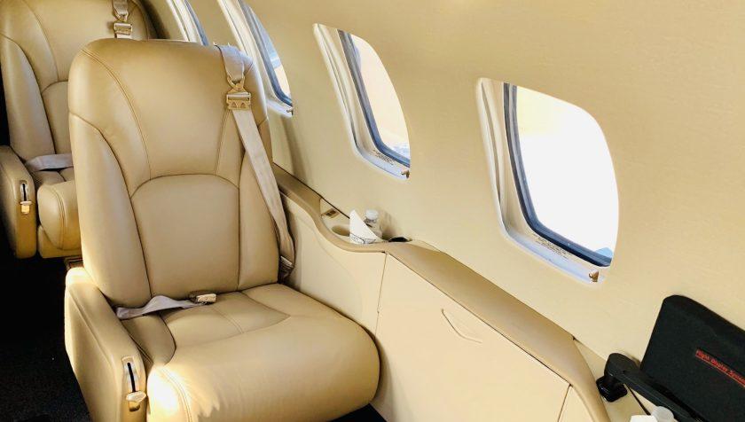 Citation Bravo 895 - Interior - Seats 2