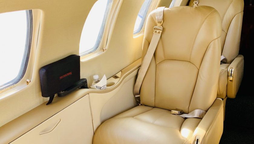 Citation Bravo 895 - Interior - Seats 3