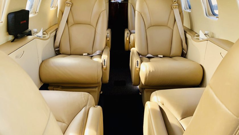 Citation Bravo 895 - Interior - Seats 5