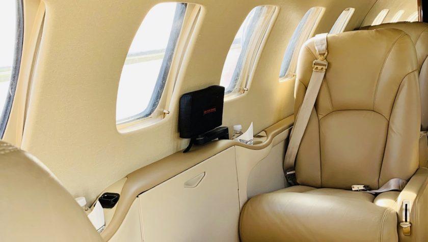 Citation Bravo 895 - Interior - Seats 7