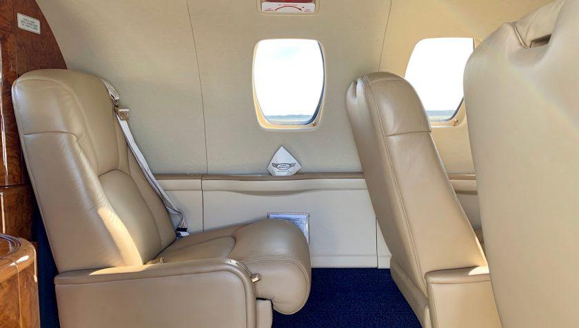 Citation Bravo 895 - Interior - Seats 8