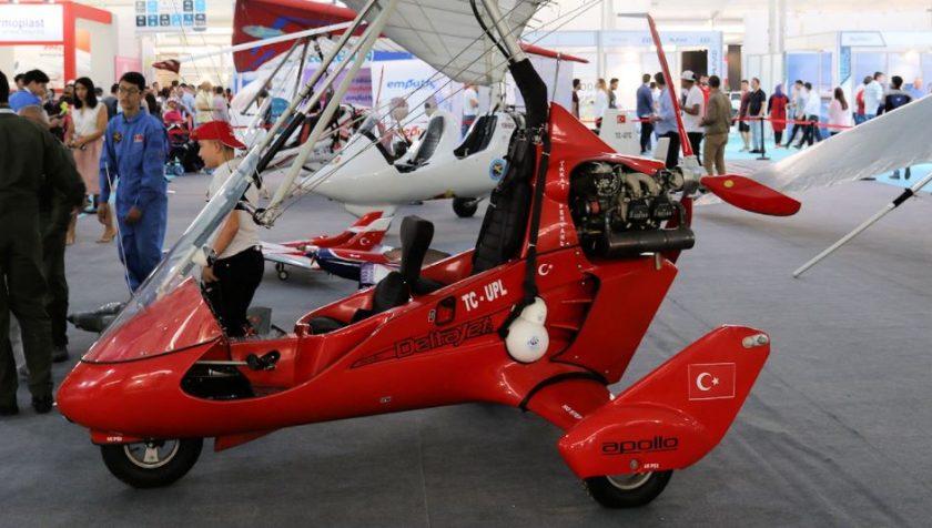 Delta Jet 2 - Example