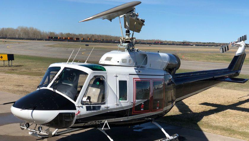 Serial 28053 Bell 214 B1